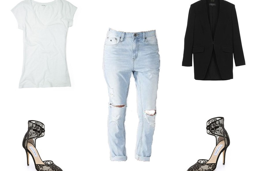 shopbop spend and save, shopbop, rag & bone, res denim, alexander wang, polyvore, styling , melbourne fashion blog