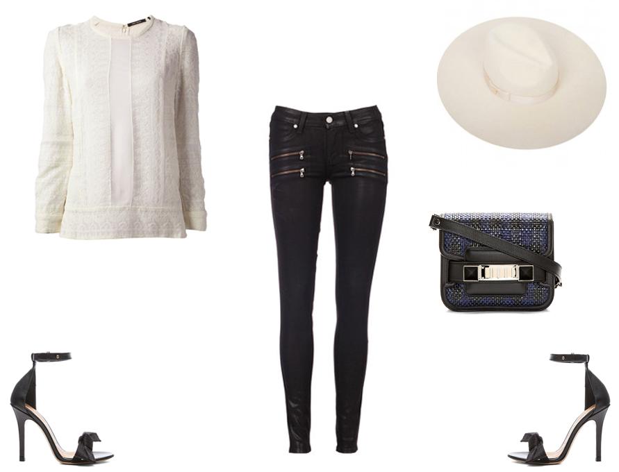 isabel marant, melbourne fashion blog, styling, erin maxwell